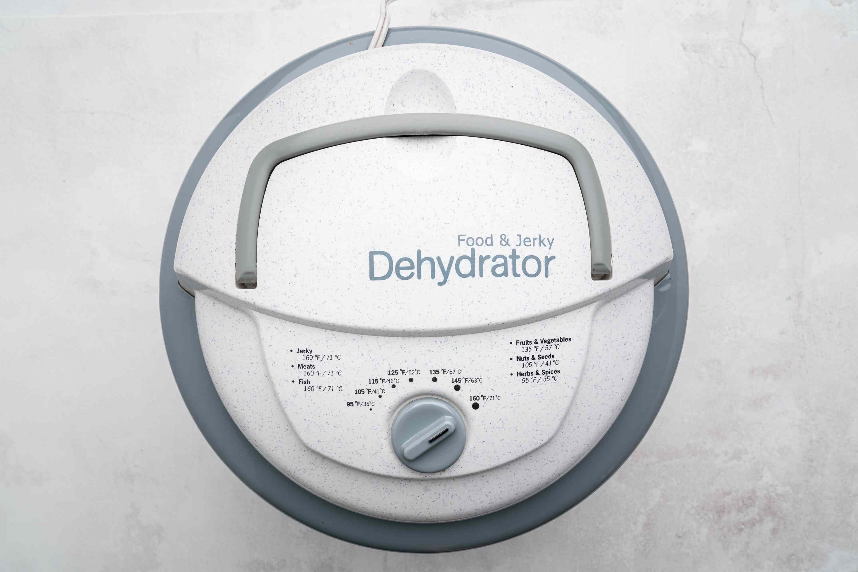 turkey in the dehydrator