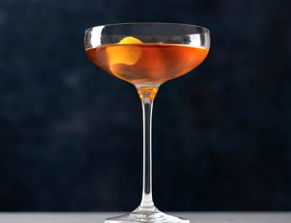 Classic Martinez Cocktail