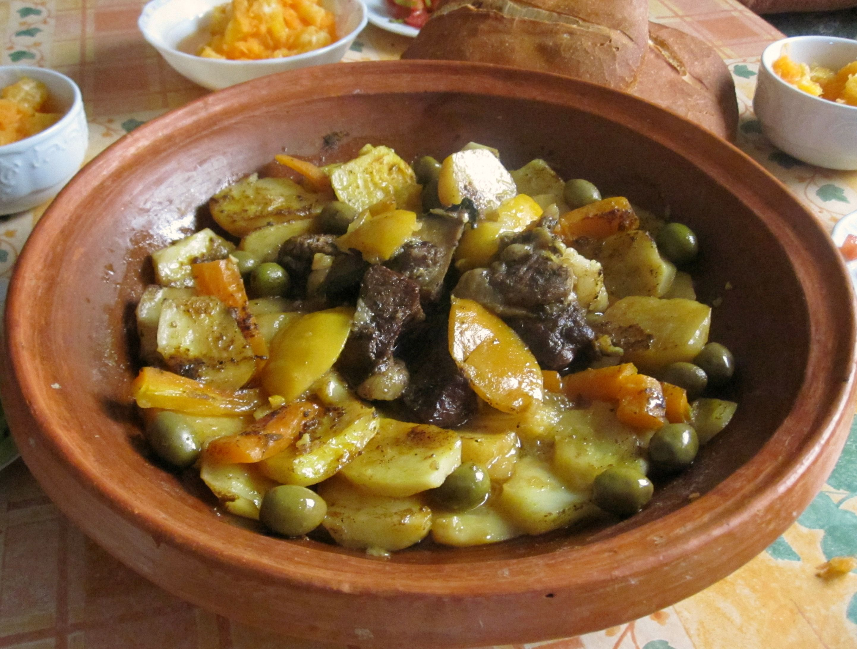 You Can Cook This Moroccan Meat and Potato Tagine 3 Different Ways