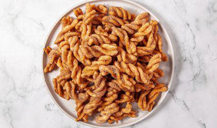 Copycat Taco Bell Cinnamon Twists