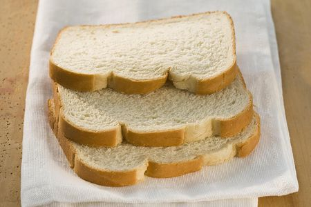 basic white bread recipe for two loaves