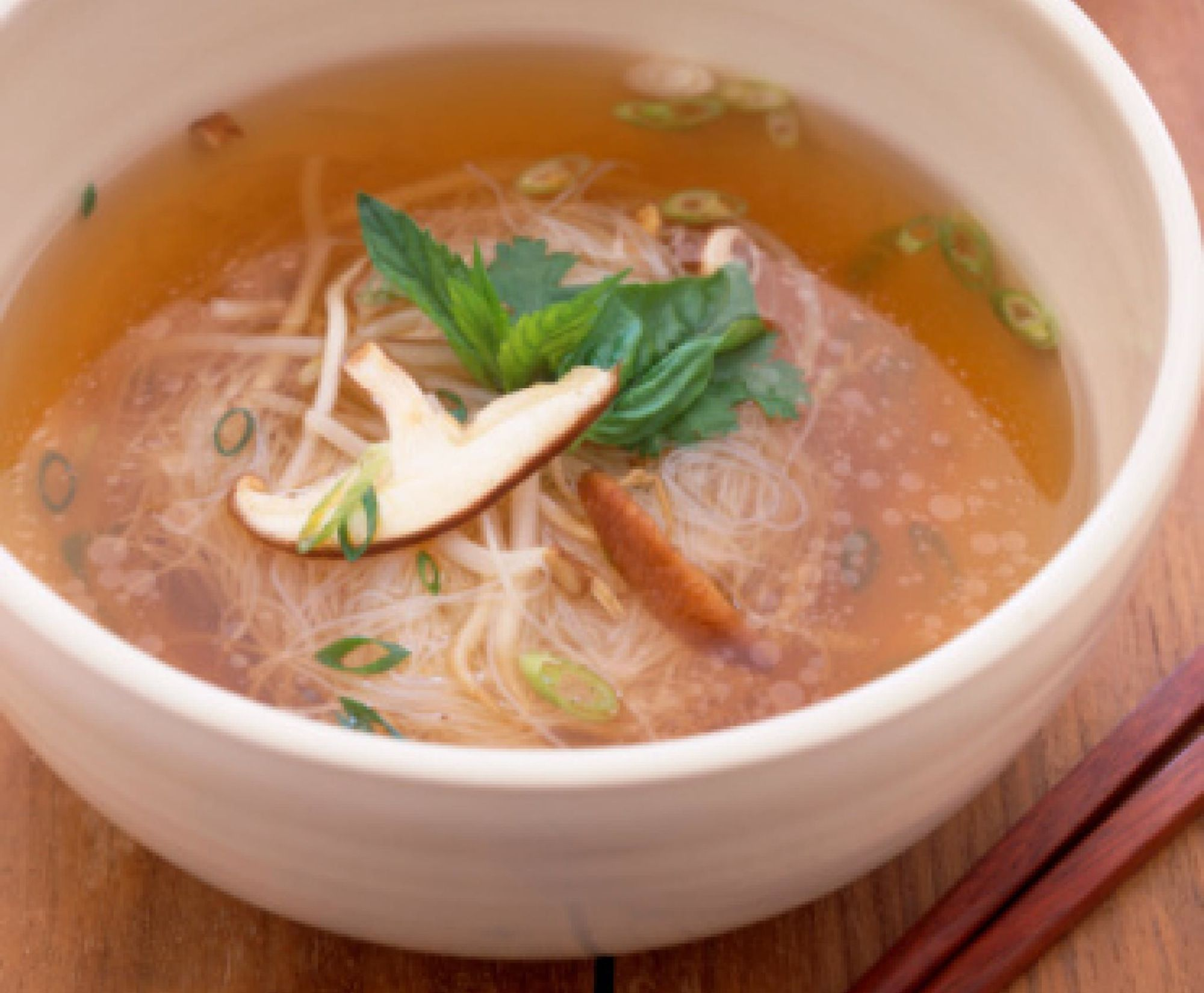 This Korean Spicy Noodle Soup Recipe Will Help Keep You Warm