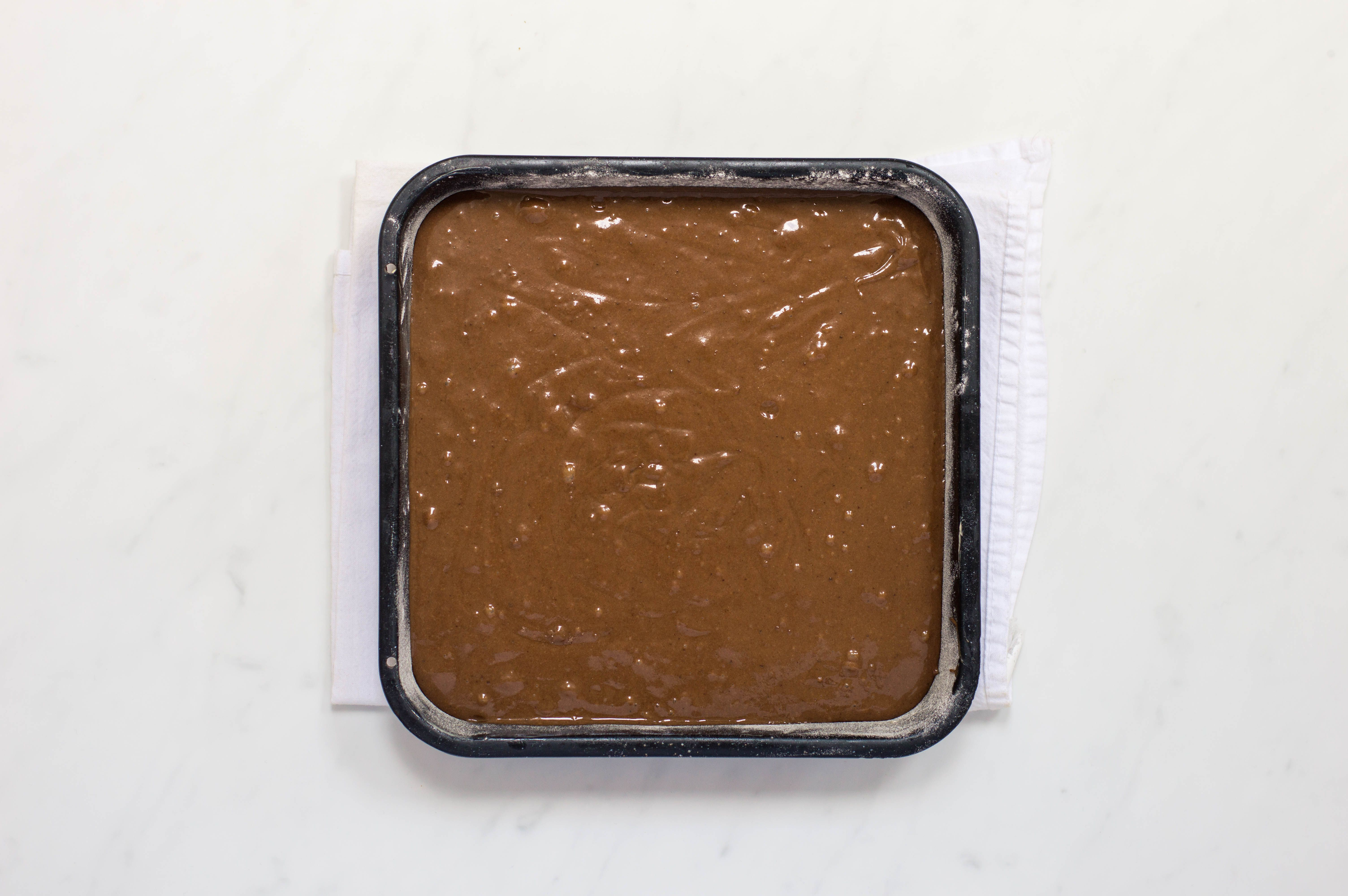 Chocolate Mayonnaise Cake recipe