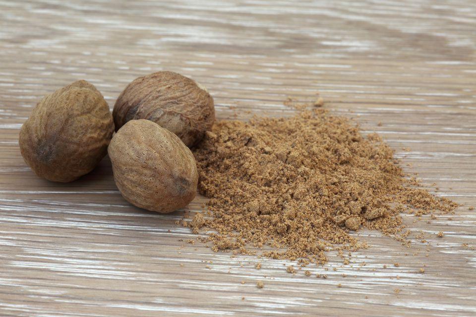 Nutmeg: Salt of the Earth