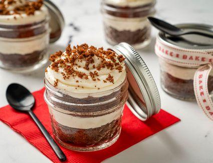 Cake In a Jar