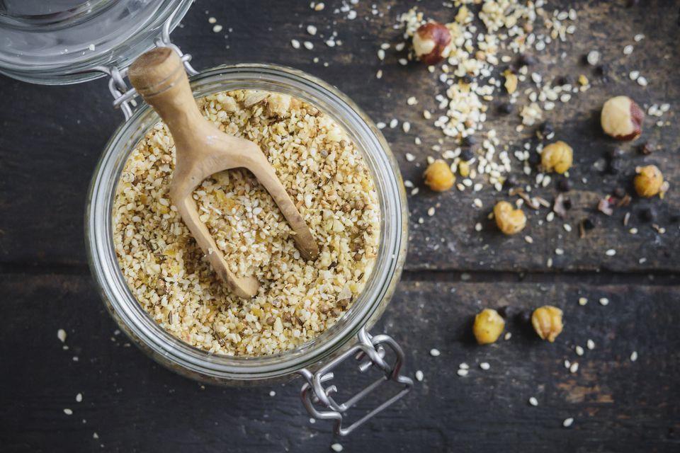 Dukkah spice recipe