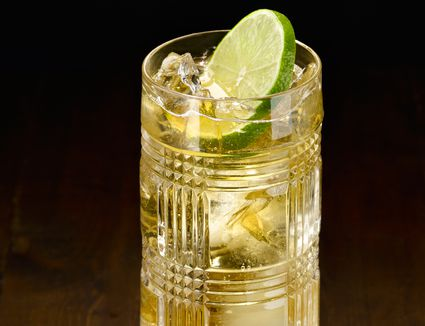 Tequila Collins (aka Juan or Jose Collins) Mixed Drink