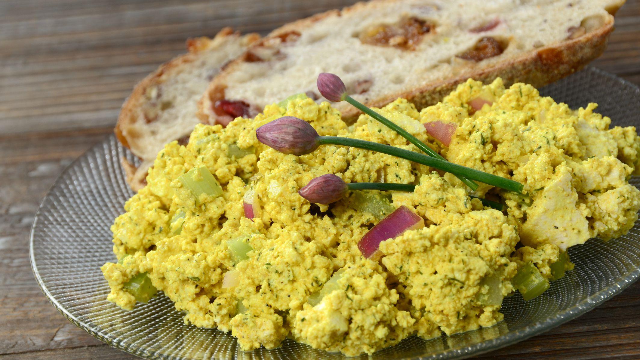 Egg Salad Recipe Vegetarian