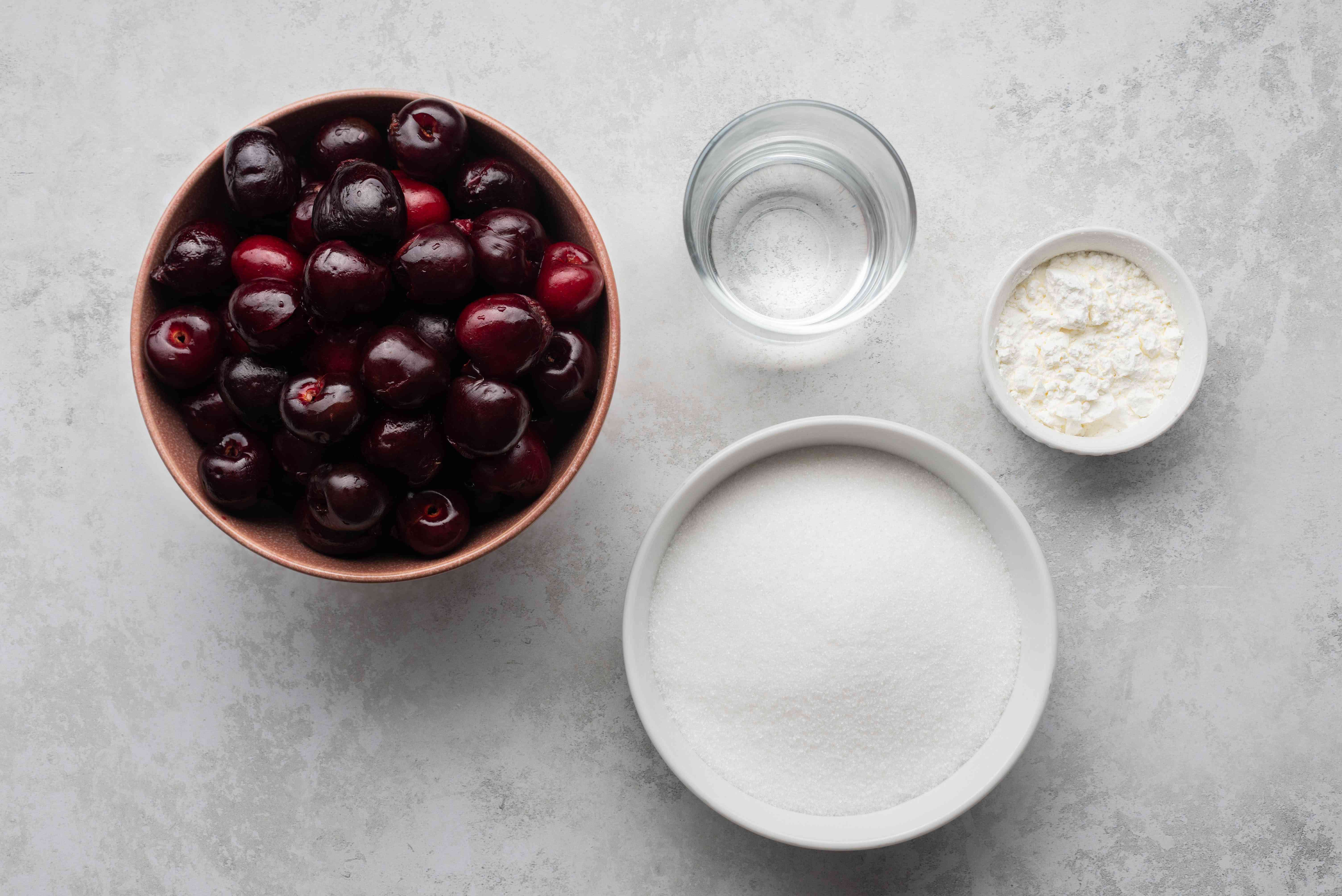 cherry filling ingredients