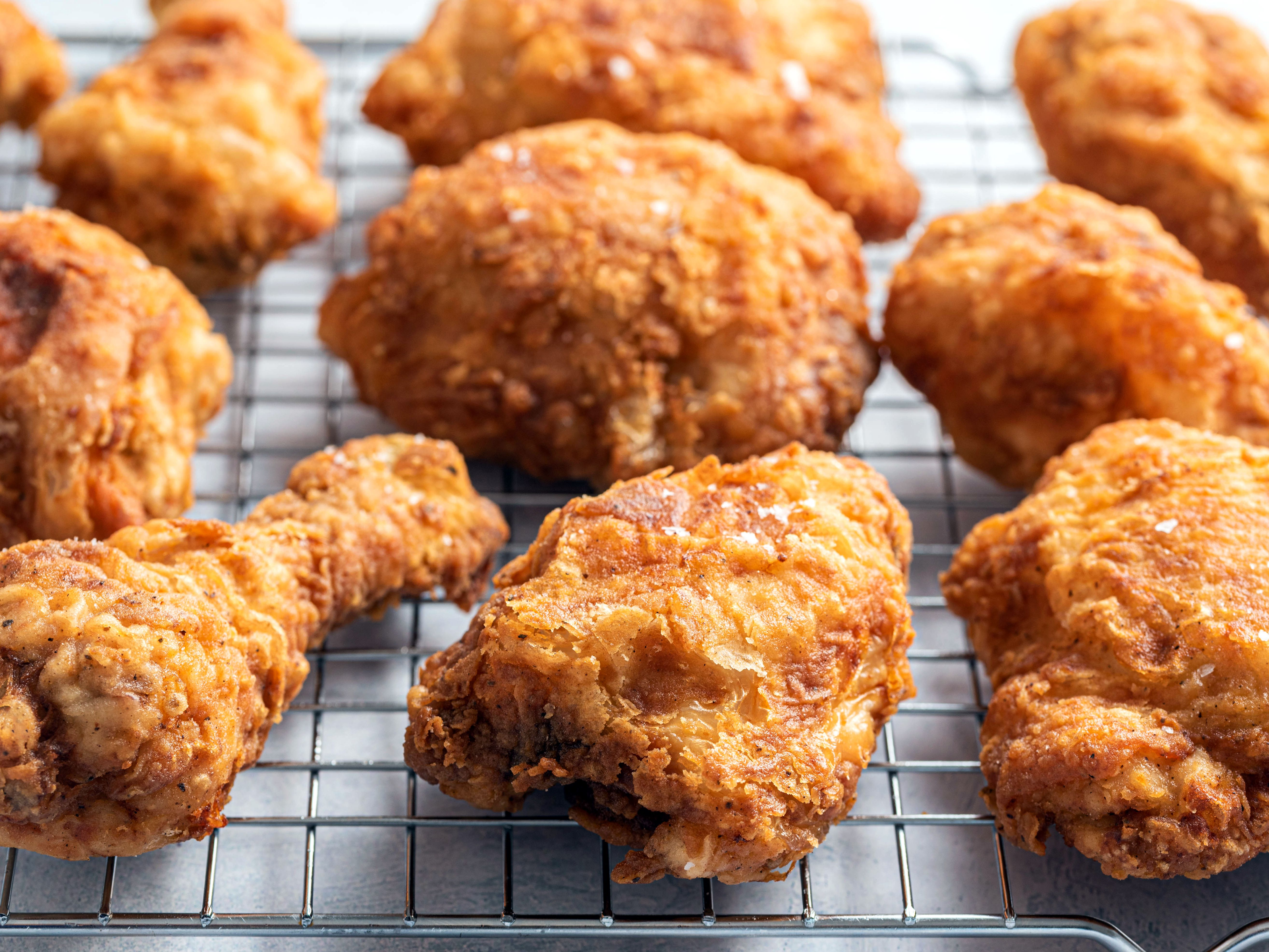 Classic Southern Fried Chicken Recipe