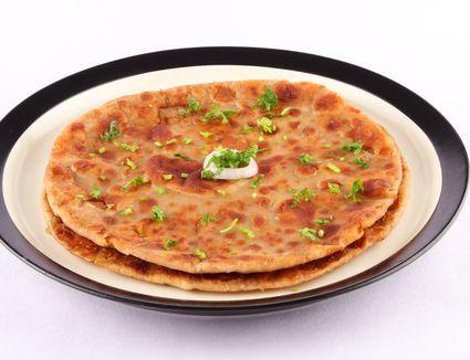 Aaloo (Potato) Paratha