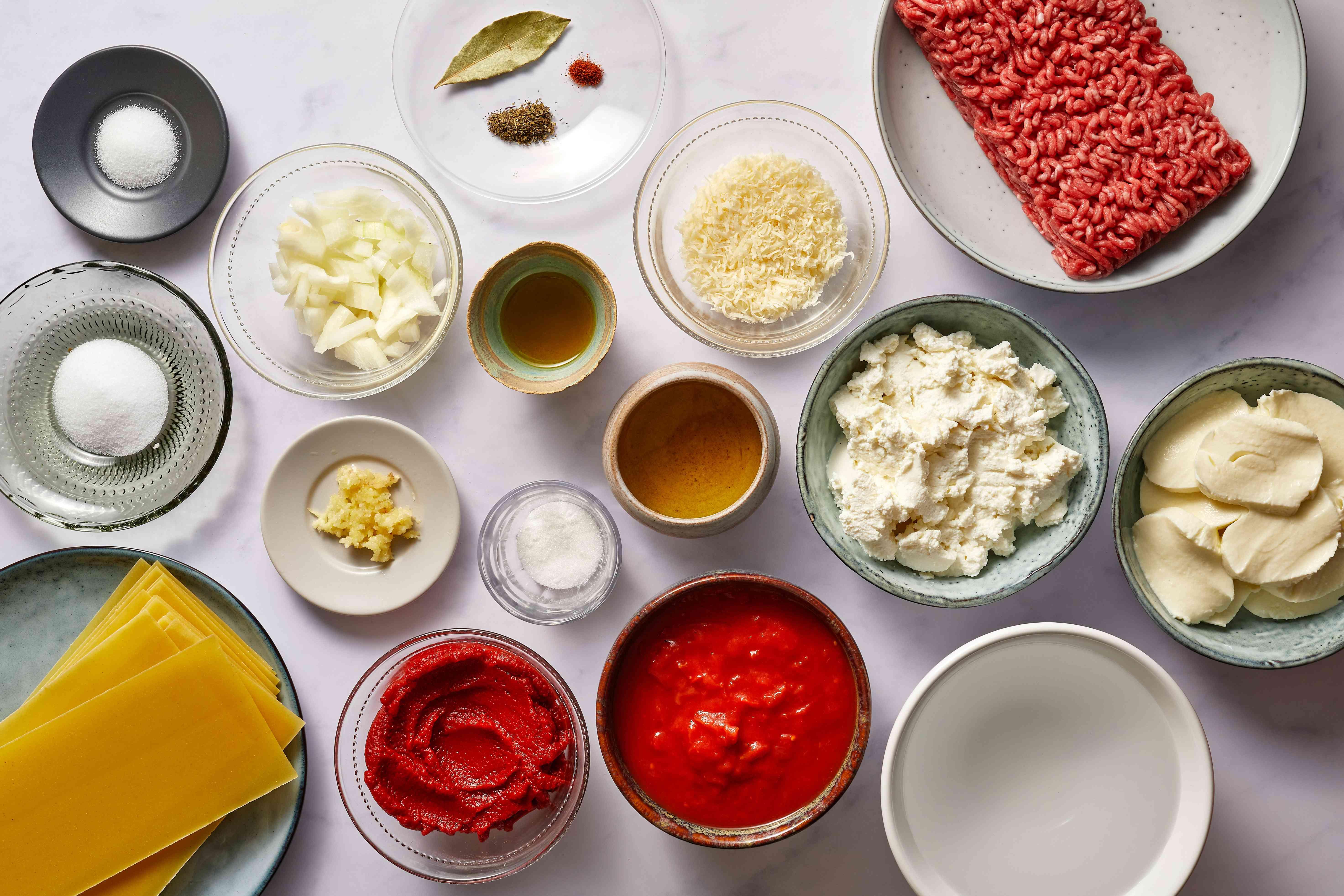 Best Classic Lasagna ingredients