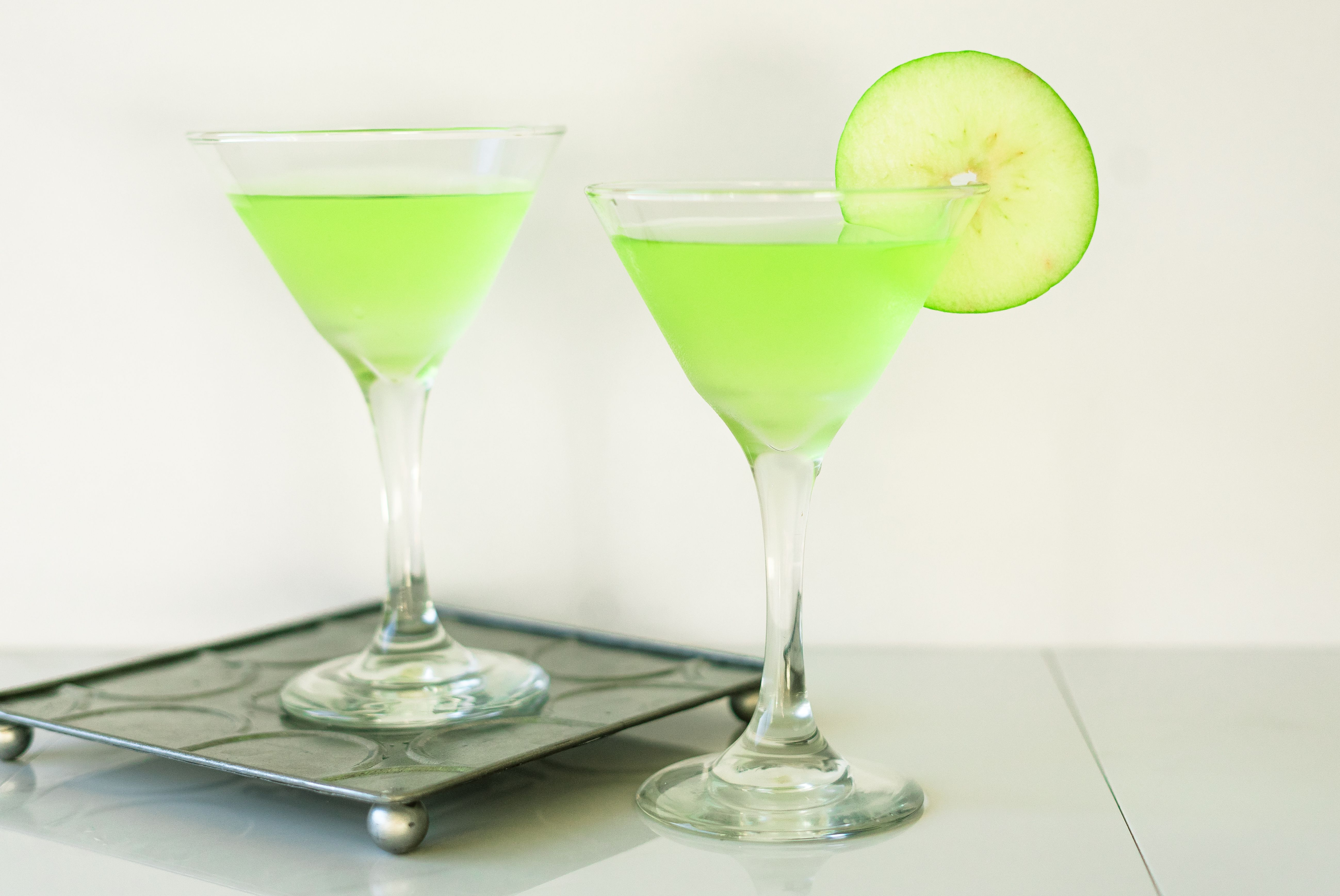 How to make appletini from scratch