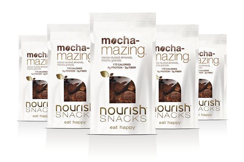 Nourish Snacks Mocha-Mazing Snack