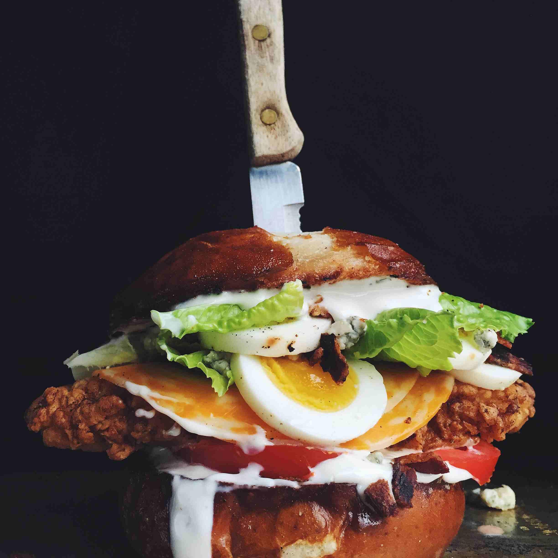 The Ultimate Chicken Club Sandwich Recipe