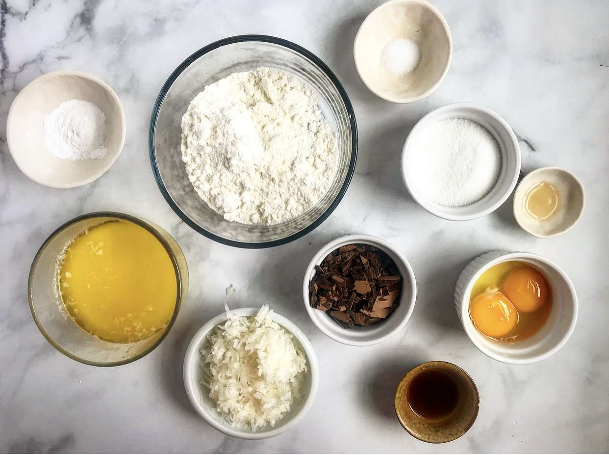 Gather the ingredients
