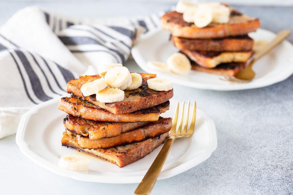 Easy Egg-Free Vegan French Toast