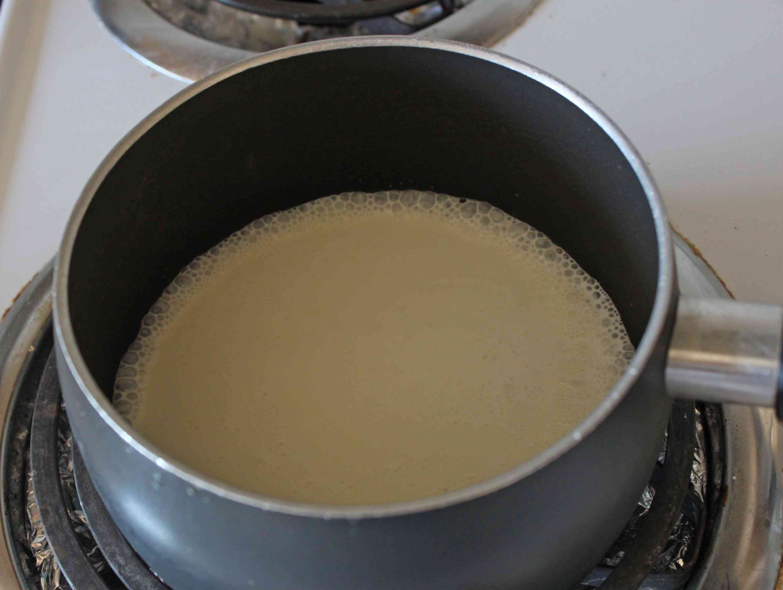 Heating cream