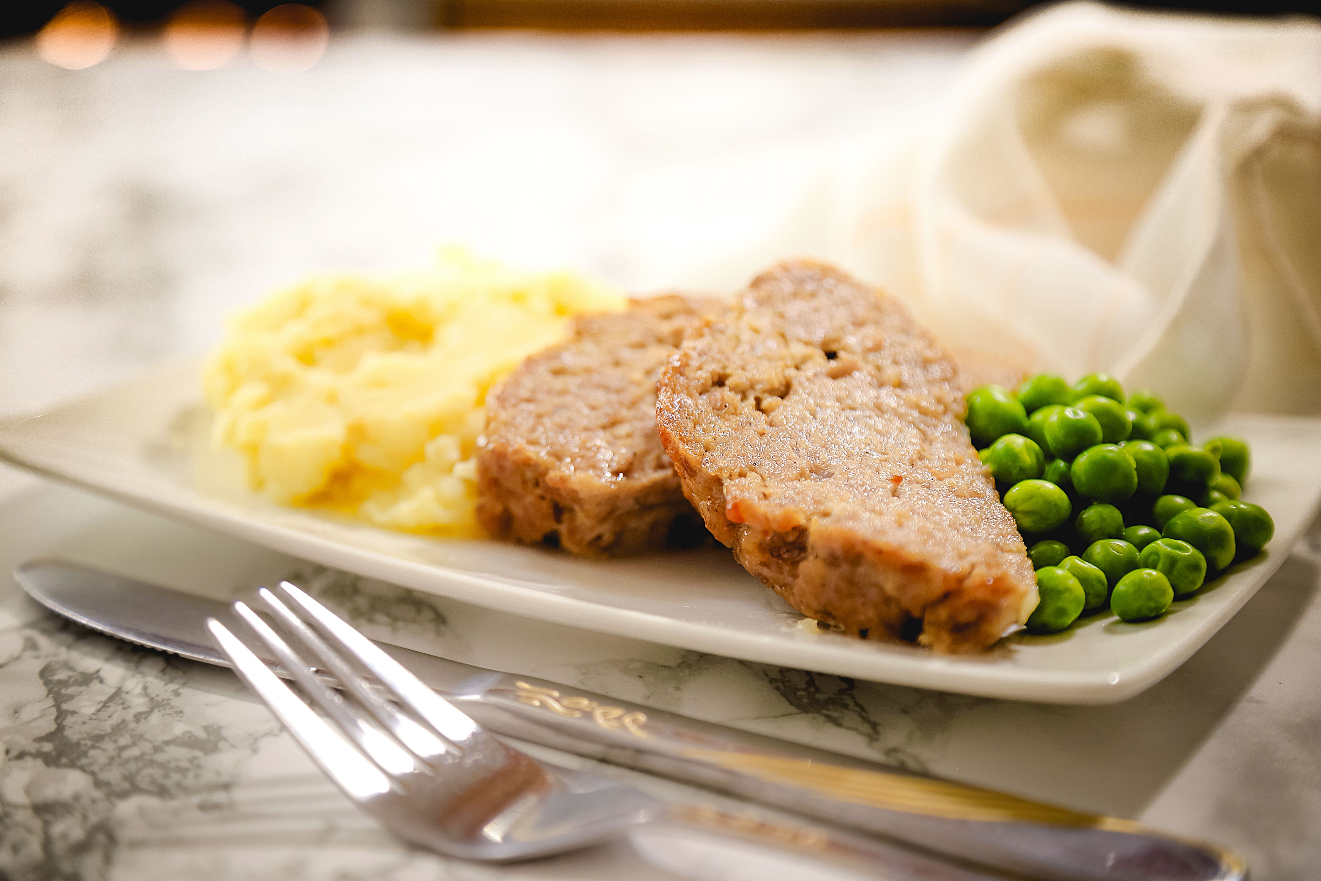 Easy Easter Meatloaf Made With Veal