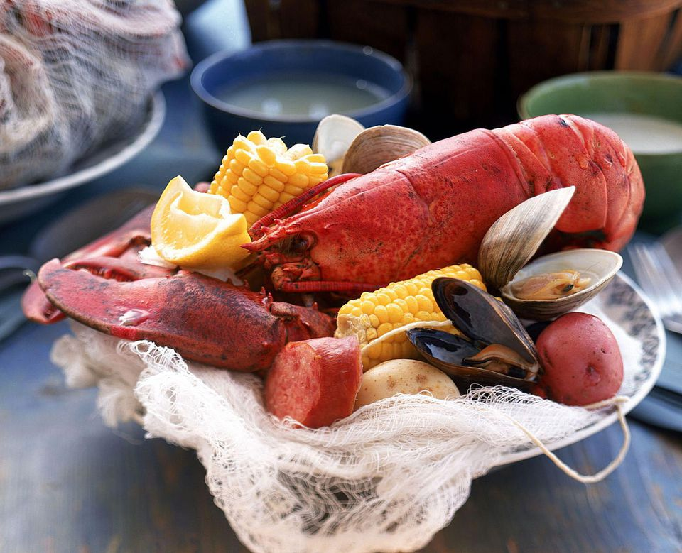 Easy New England Clambake