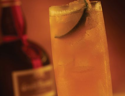 Grand Marnier's Perfect Storm Cocktail Recipe