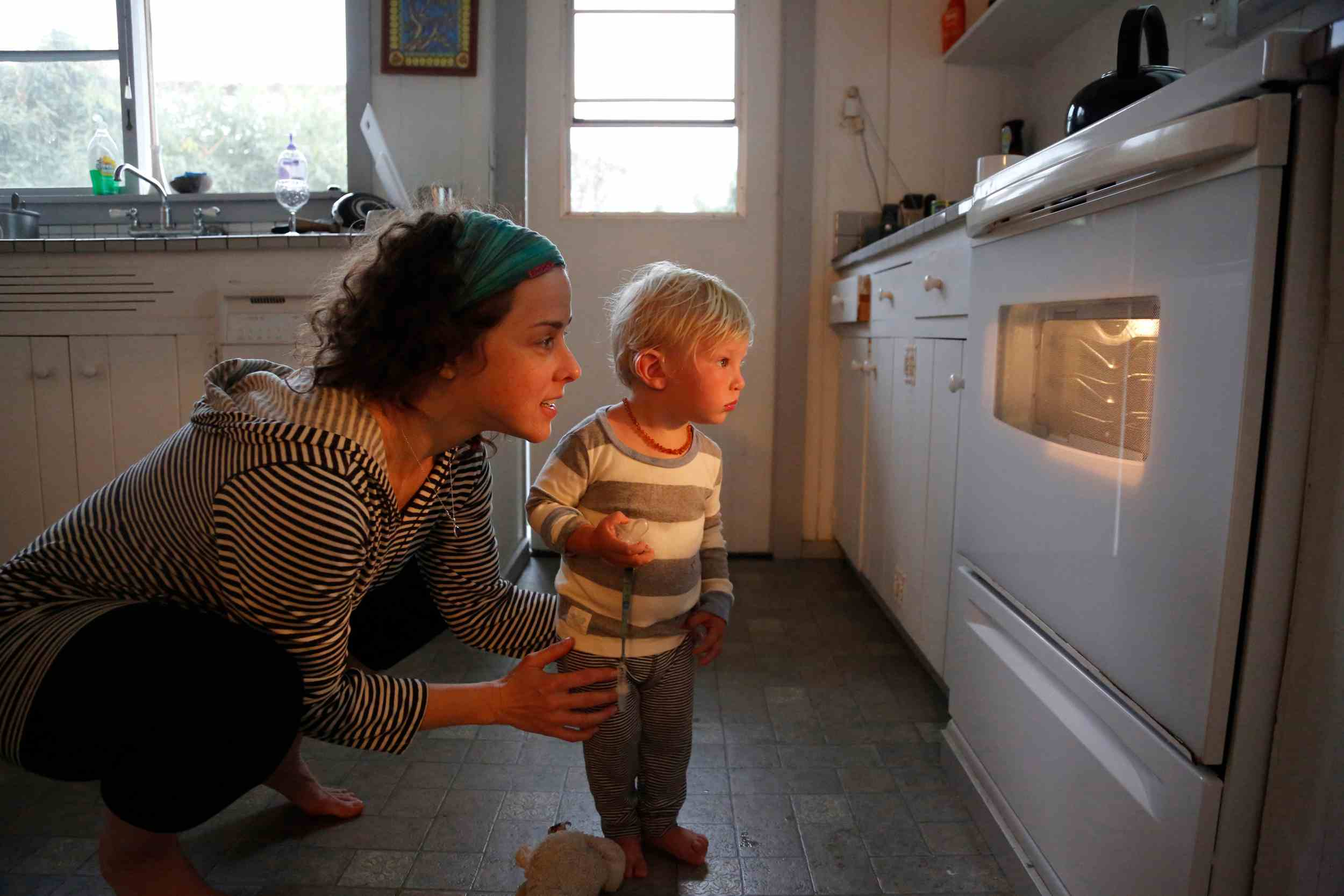 Preheating your oven is a crucial step