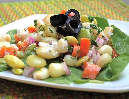 Solterito salad