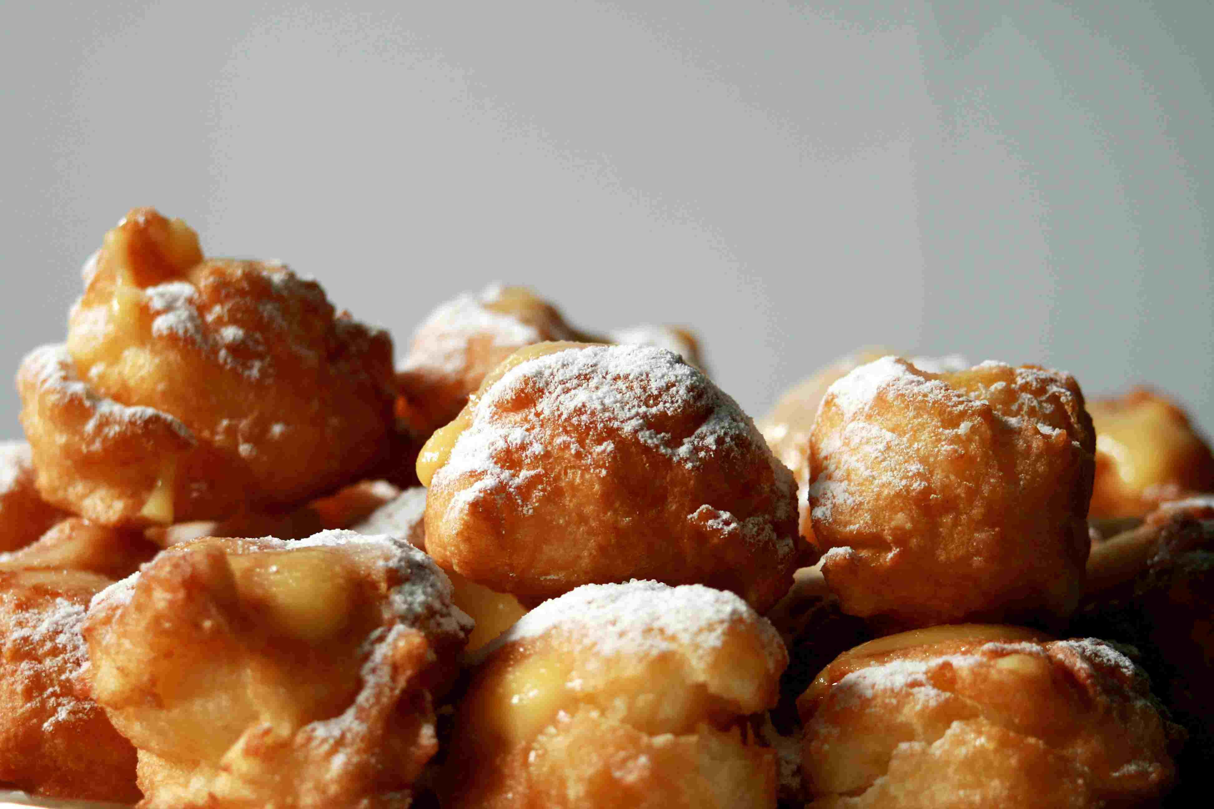 Croatian Doughnuts or Fritters