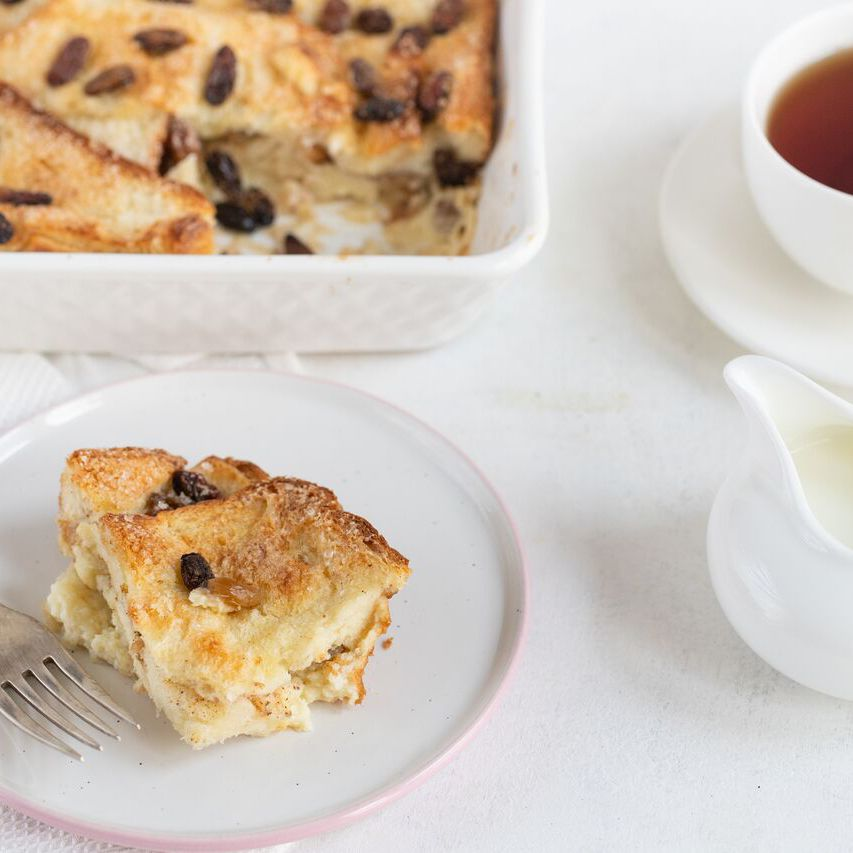 Easy Bread And Butter Pudding Recipe