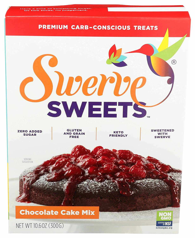Swerve Sweets Chocolate Cake Mix