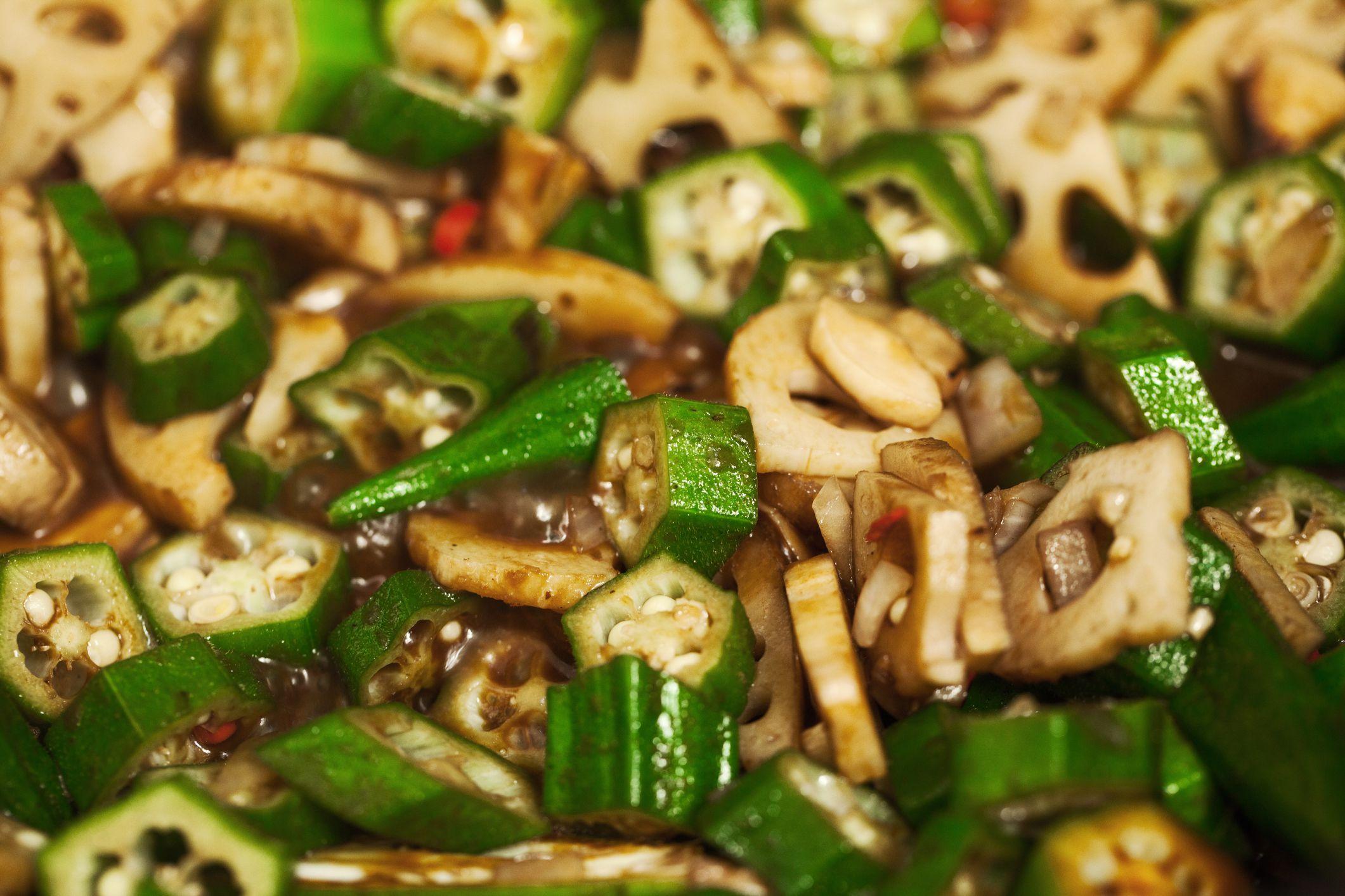 How to Make Indian Stir-Fried Chinese Okra (Turai Ki Sabzi)