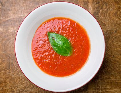 Easy gazpacho
