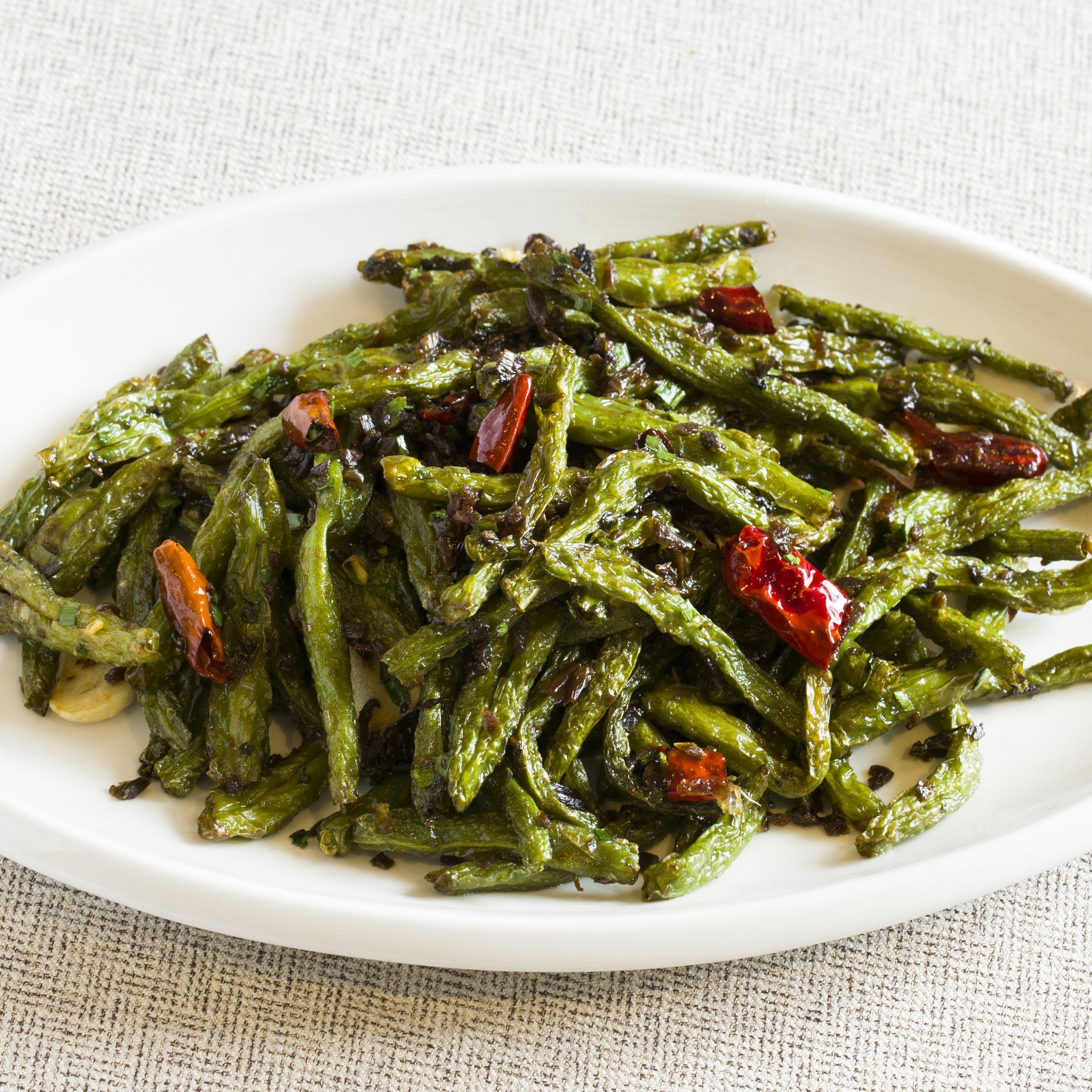 How To Cook Chinese Green Beans