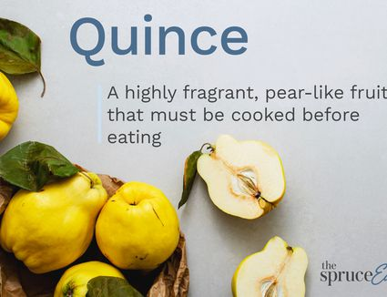 Quince Annotated Image