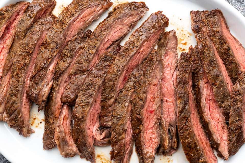 Grill Skirt Steak