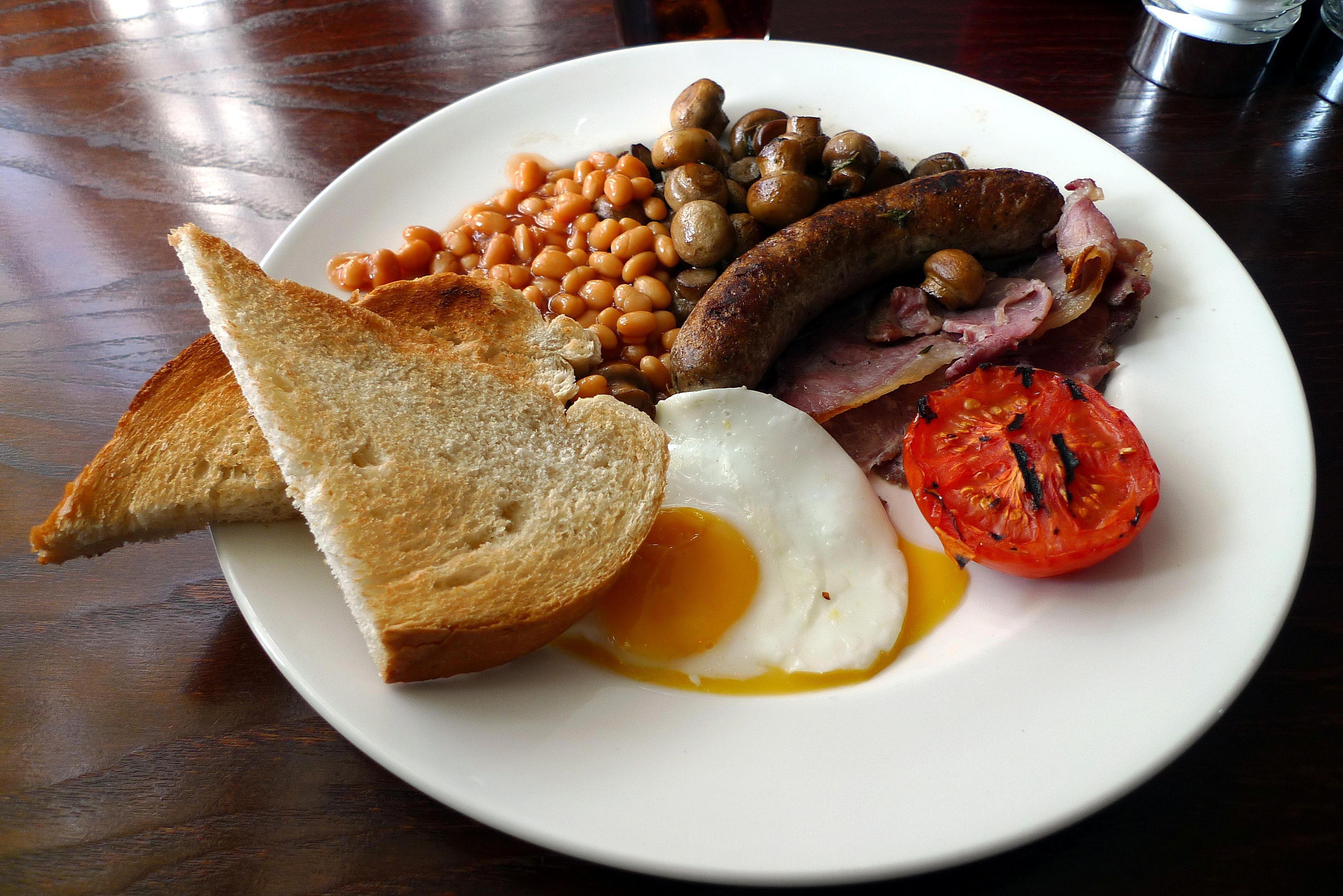 Aussie Breakfast Fry-up