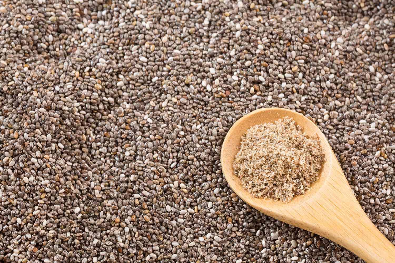 Ground chia seeds