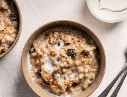 Caribbean Oat Porridge