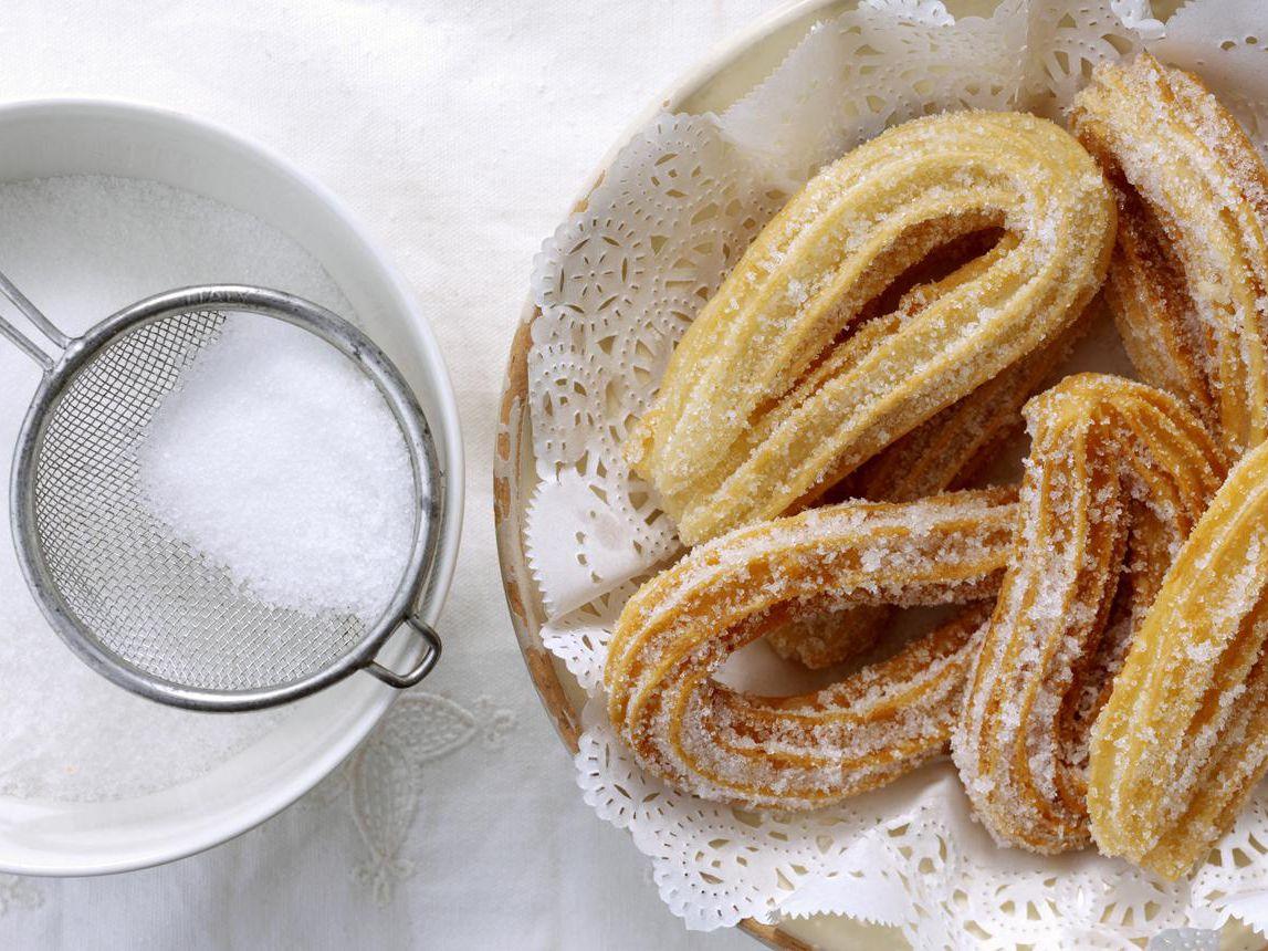 Churros Recipe Delicious Fried Doughnut Sticks