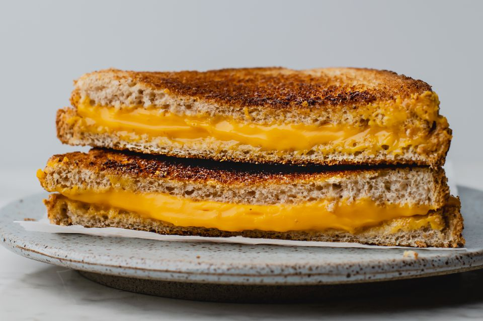 My favorite grilled cheese recipe