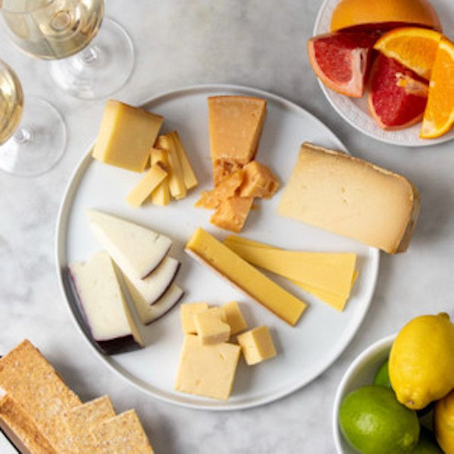 Murray's Cheese Cheeses of the World Sampler