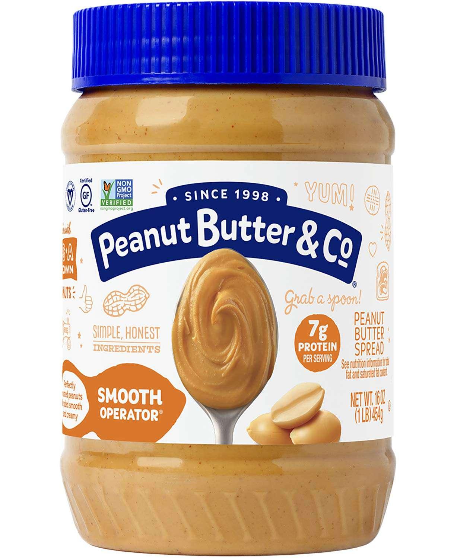 Peanut Butter & Co. Smooth Operator Peanut Butter