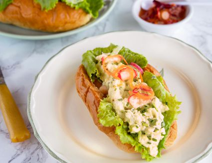 Classic Crab Roll