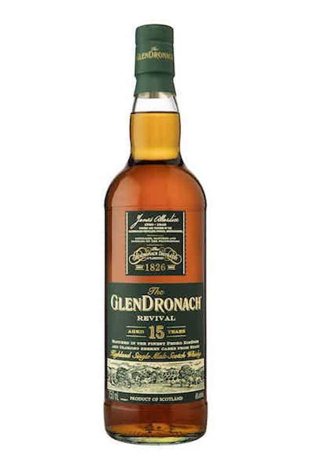 GlenDronach 15 Revival Single Malt Whisky