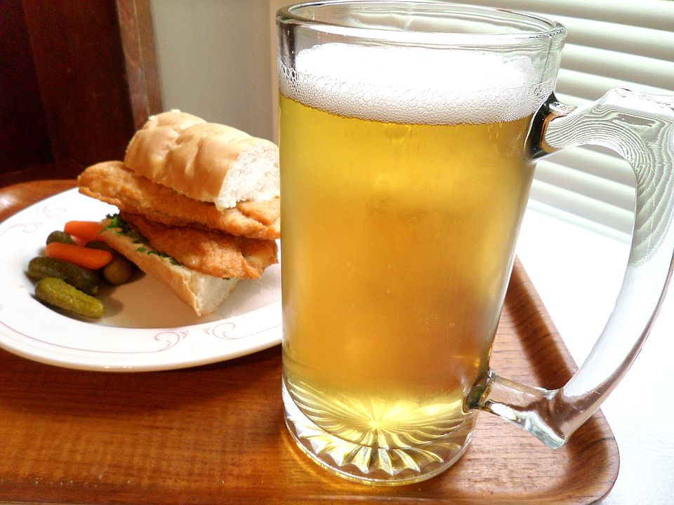 Fish and Seafood Recipes Featuring Beer