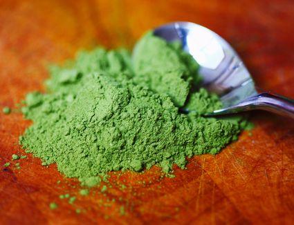 Organic Stone Ground Matcha Green Tea Powder