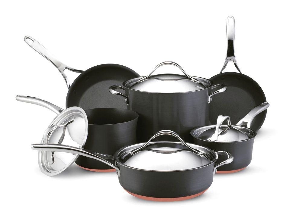 Anolon Nouvelle Copper Cookware