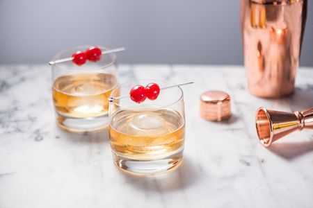 Classic Whiskey Manhattan Recipe With Variations