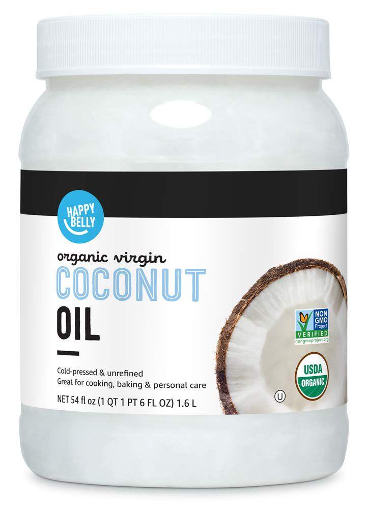 Happy Belly Organic Virgin Coconut Oil