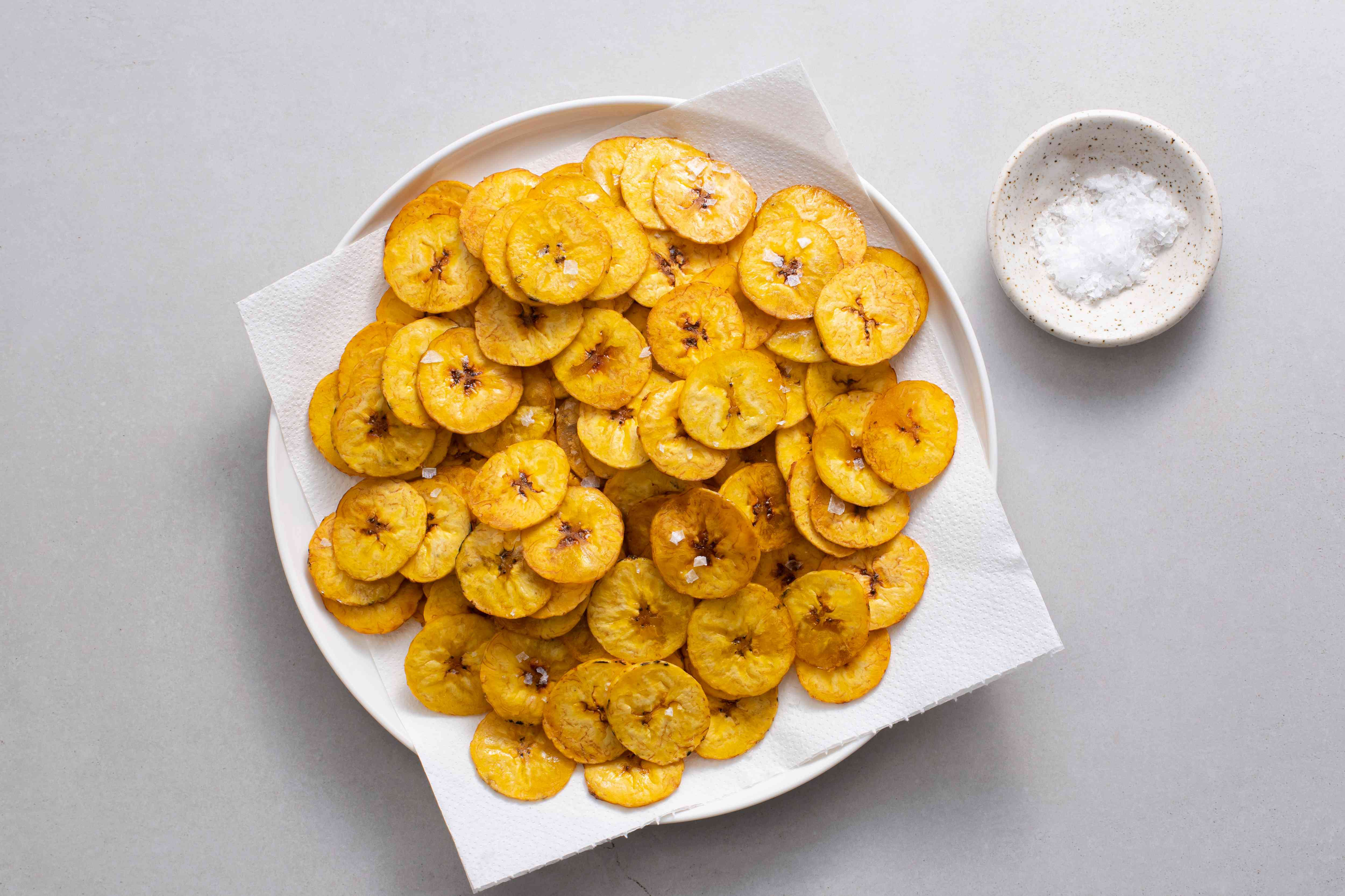 Fried Plantain Chips (Chifles)